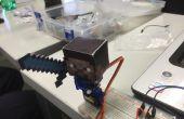 Arduino Steve - un Minecraft Animatronic