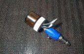 Hacer un vaso $70 herramienta de grabado por menos de $10 Comparable al borrador de aire