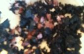Polvo negro