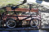 "Restaurar una vieja bicicleta ""Balkan"""