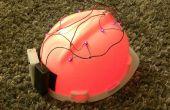 Baja del Laser (LLLT) la terapia casco para el recrecimiento del pelo