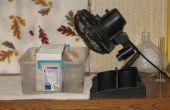 Hacer una mecha de humidificador de consola o humidificador independiente
