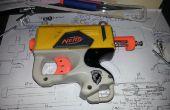 Nerf N-strike Reflex mod con válvula XRV