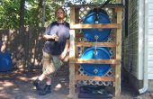 Cómo construir un colector de aguas lluvia