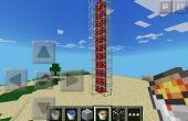 Caída de Lava Minecraft