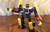 ¿Transformador LEGO: Huffer? ¿Una guerra por Cybertron Constructicon? ¡ Usted decide!