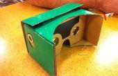 Visor de realidad Virtual de smartphone!