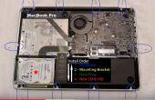 Cambiar de disco duro MacBook Pro para SSD