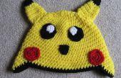 ¿Sombrero de Pikachu