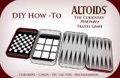Lata Altoids viajes juegos - diversión de tamaño de bolsillo