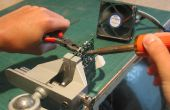 Reciclar viejos componentes de PCB