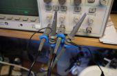 Alcance de suspensiones de sonda con Sugru