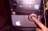 Una parte $1 computadora seguridad bloqueo de energía