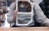 ¿Cómo para hacer un PVC tubo letra B
