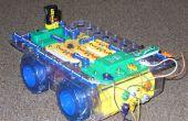 Hacer un Robot programable broche de presión Simple de circuitos