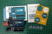 Cómo cargar programas a un Arduino UNO de Atmel Studio 7