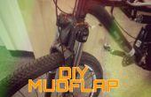 Construir una aleta del fango de tu moto
