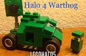 Warthog de Halo LEGO!