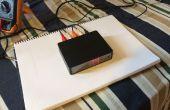 Control remoto de volumen para amplificador estéreo viejo