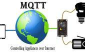 Control de electrodomésticos con nodo MCU vía MQTT