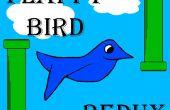 Juego Java programación Tutorial - Flappy pájaro Redux