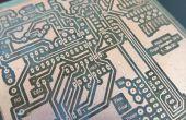 Método de transferencia de tóner fácil, consistente y barato para simple y doble cara PCB