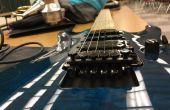 Cómo tocar un acorde de sol mayor en guitarra