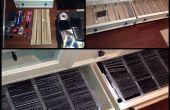 Cajón de DVD DIY - un poco de historia
