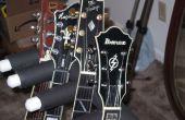 Pvc DIY soporte guitarra múltiples