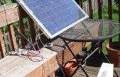 El panel solar híbrido (fotovoltaico y térmico)