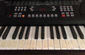 Todo de mi por John Legend Piano Intro
