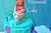 Torta de sirena madre