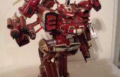 Mech Robot modelo