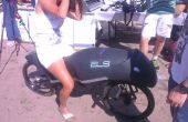 ELS Electric motocycle (RUS)