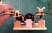 Servo accionado bomba peristáltica controlada por Arduino