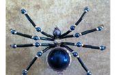 Tutorial araña de abalorios