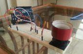 Rotatorio a la unidad de entrada de Arduino usando LDR (resistor dependiente de luz)