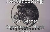 Letterboxing: El juego de la caza del tesoro secreto
