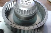 Reparación de ventilador para el condensador secadora - AEG, Electrolux etc.