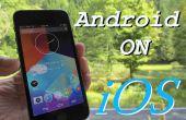 Cómo ejecutar Android en el Iphone usando Tendigi