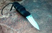 Cuchillo mesa mango