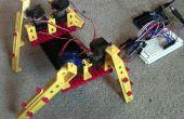 Robot araña V8