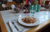Cena de Pasta fácil y fresca en 20 minutos
