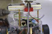 Frambuesa Pi CD caja Robot