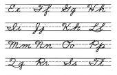 Cómo escribir en cursiva