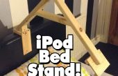 IPod soporte de cama
