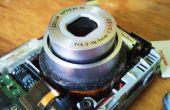 Fijación cayó cámaras compactas