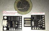 ATTINY85 - el más pequeño Arduino