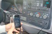 Agregar un directo en línea a su estereofonia del coche para un iPod/mp3 player