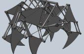 Mi 123D Jansen Strandbeest mecanismo